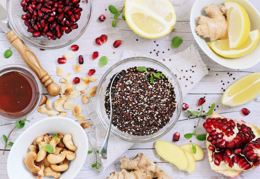De positieve effecten van superfood bij het ontbijt