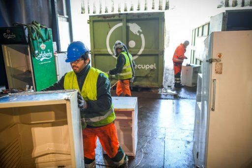 Vermist: 190.000 oude koelkasten en diepvriezers