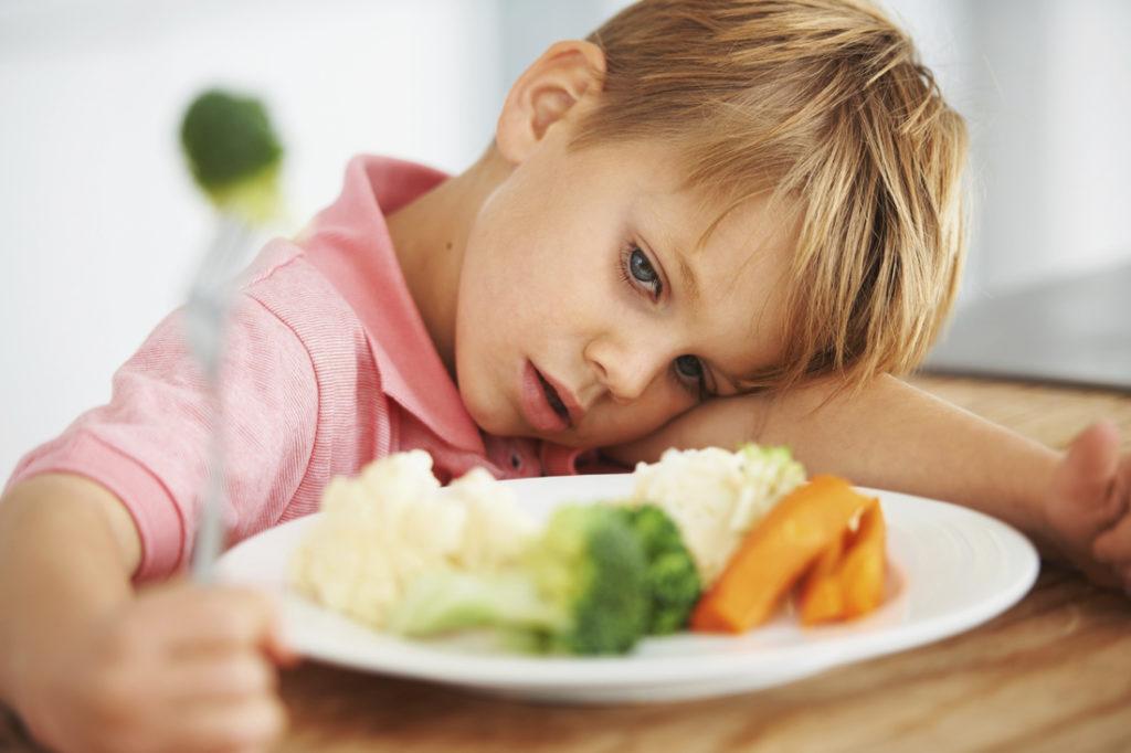 Is de regel 'eet je bordje leeg' ongezond?