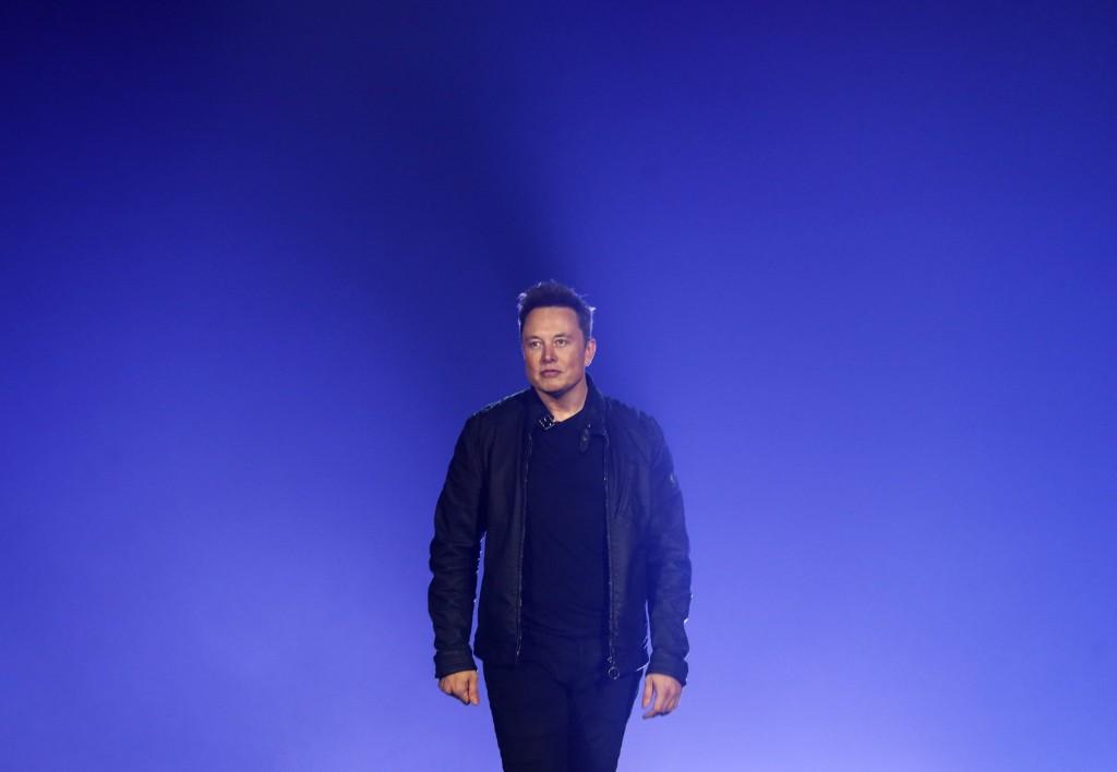 Le CEO de Tesla, Elon Musk