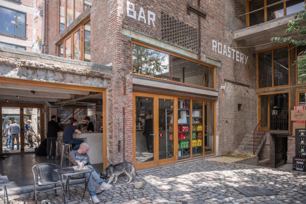 Antwerpen - Caffénation