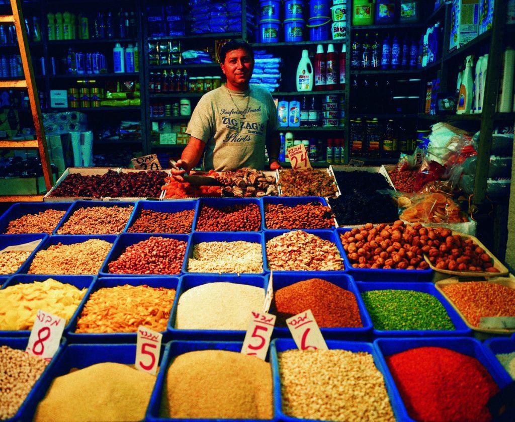 5x Tel Aviv - Levinsky Market