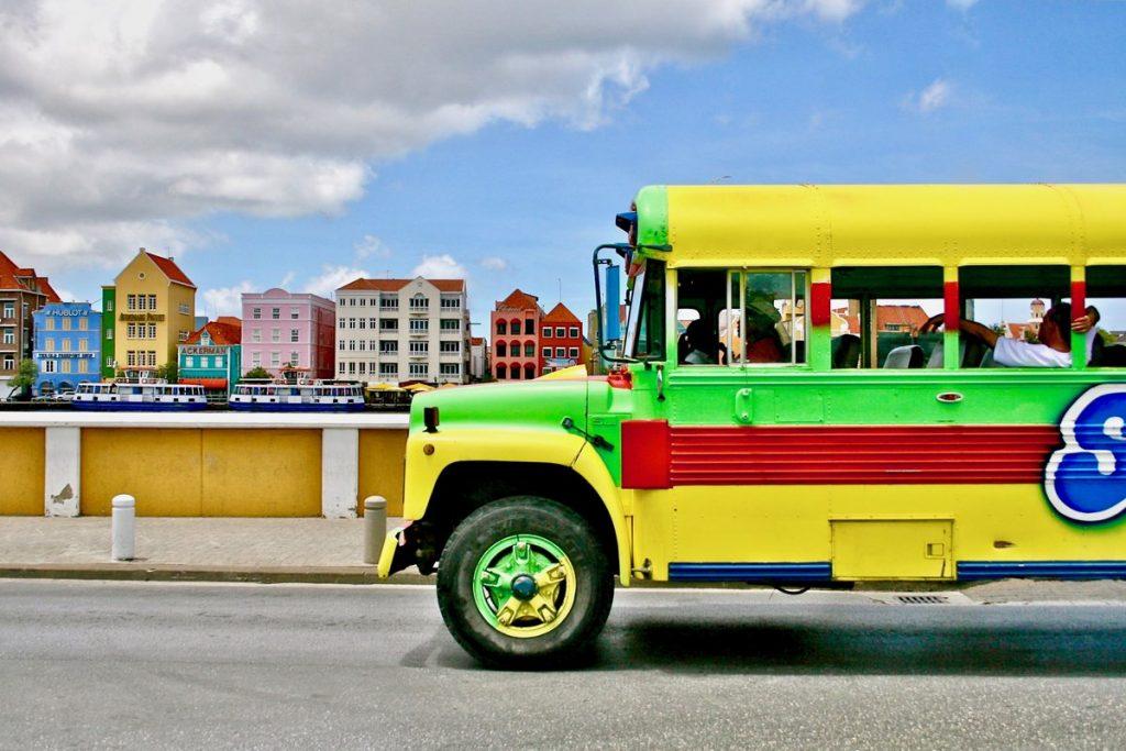 Curaçao - Kleur Willemstad