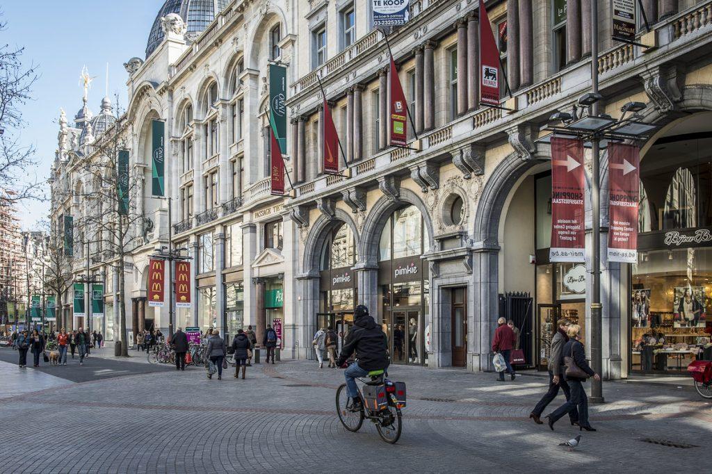 Antwerpen - Meir