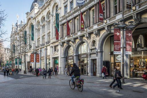 Antwerpen wil CO2-uitstoot met 50 tot 55 procent verminderen