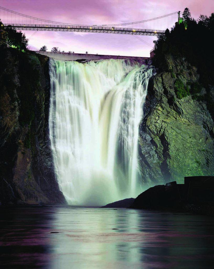 Québec - Montmorency Falls