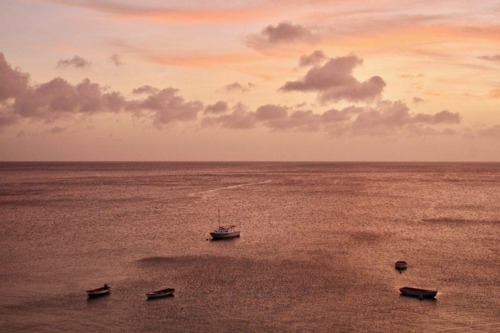 Curaçao - Westpunt boten