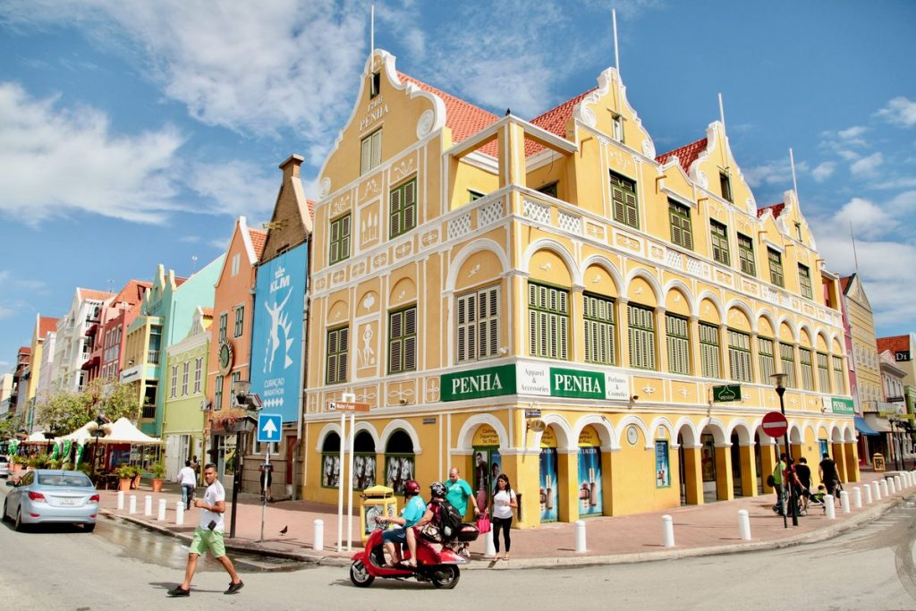 Curaçao - Willemstad Punda