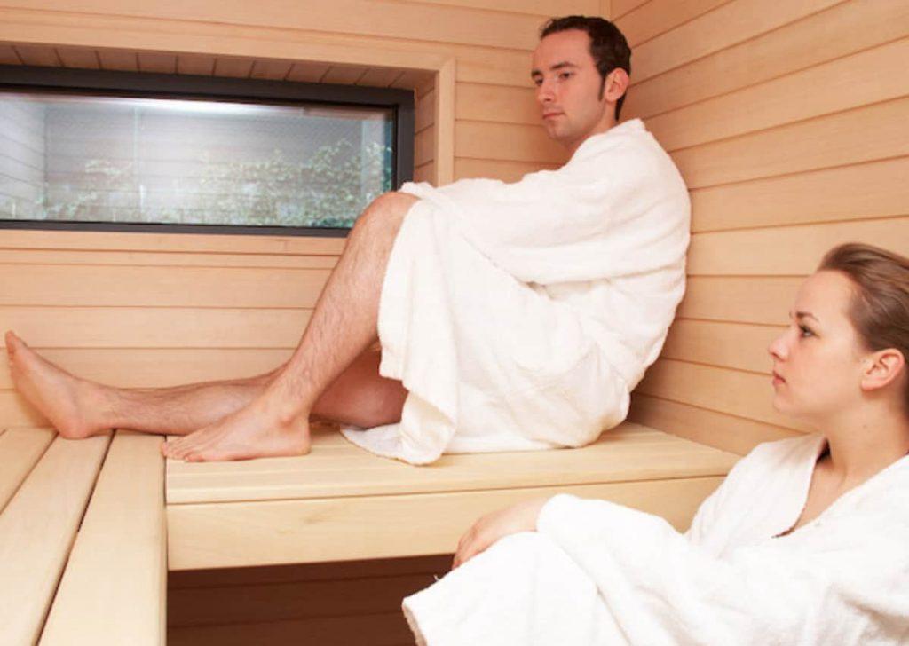 Waarom een sauna goed voor je is