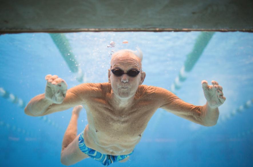 Zwemmen: Eenvoudige oefeningen om je conditie te verbeteren