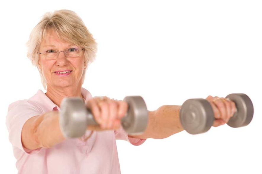 Eenvoudige fitness oefeningen voor bij jou thuis
