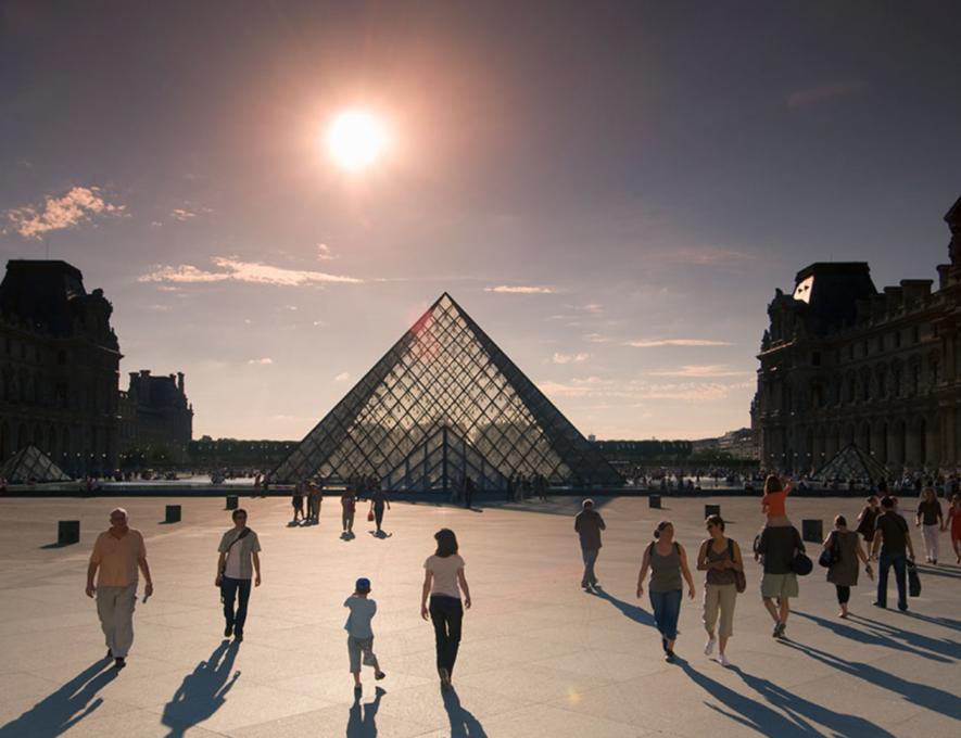 Citytrip naar het Romantische Parijs