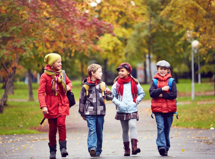 Leuke wandelingen en uitstapjes in de natuur met de kinderen