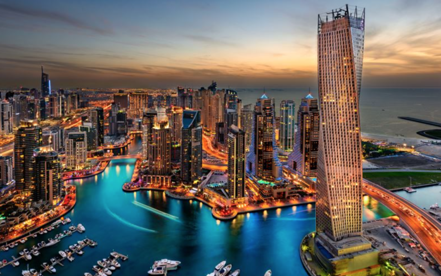 De Emiraten, perfecte Cruise Bestemming tijdens de winter!