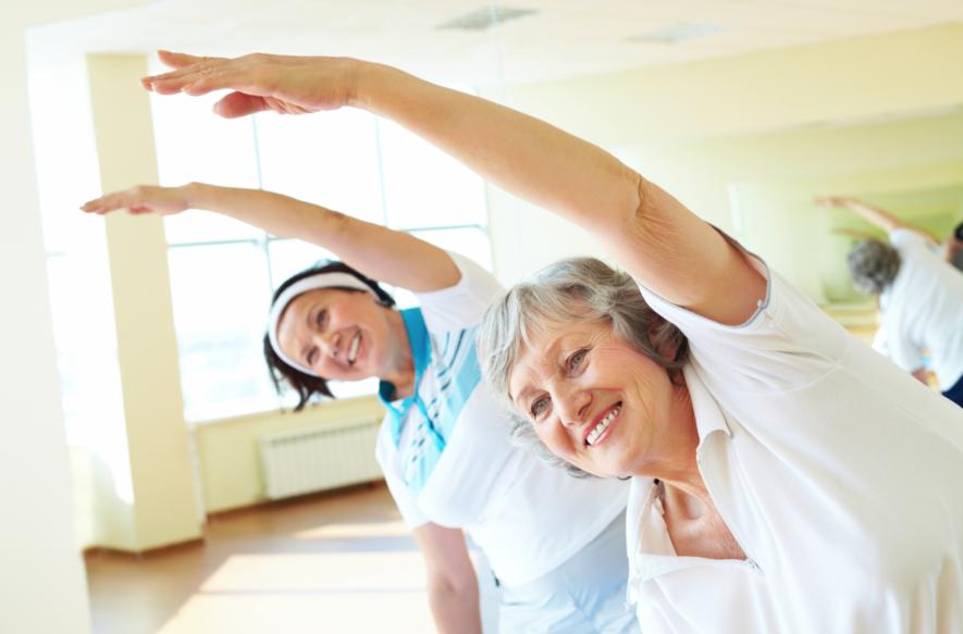 Spieren trainen op latere leeftijd loont!