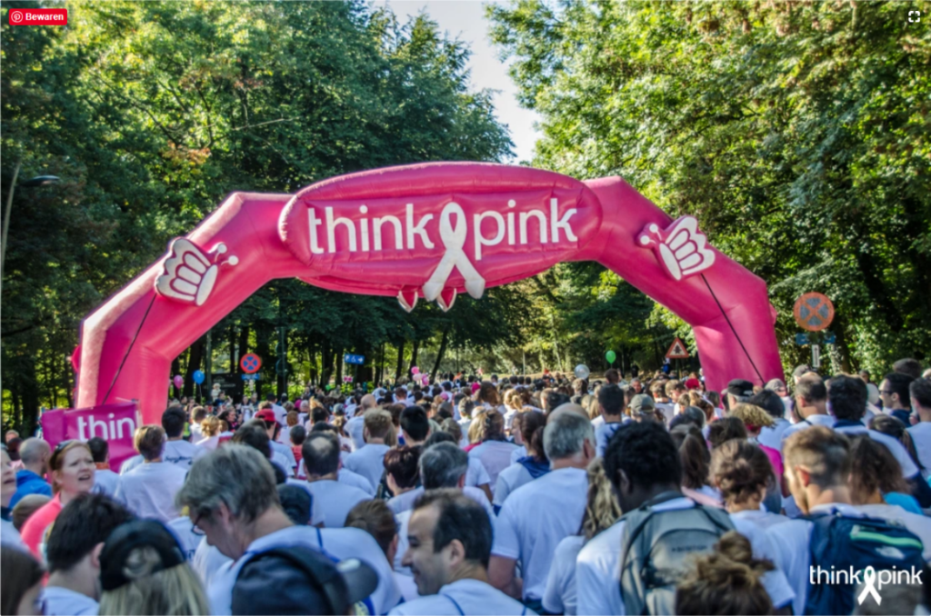 Loop en wandel tegen borstkanker op Race for the Cure