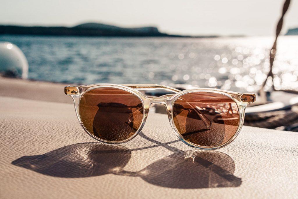 'k Heb de zon zien zakken: 5 tips voor het kiezen van de perfecte zonnebril