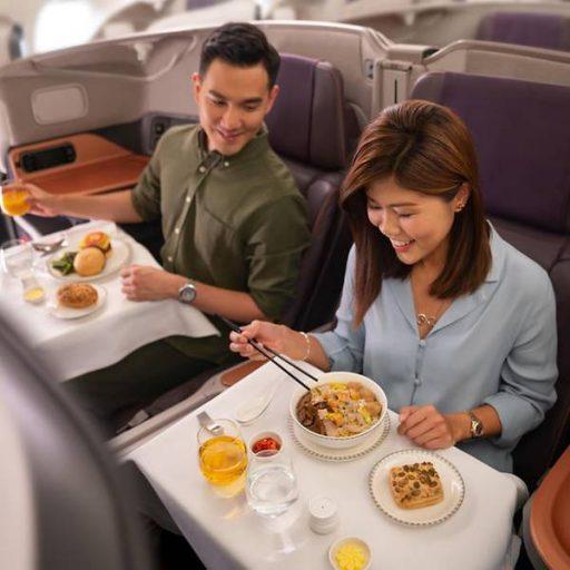 Après ses 'vols vers nulle part', Singapore Airlines a eu une nouvelle (et étrange) idée