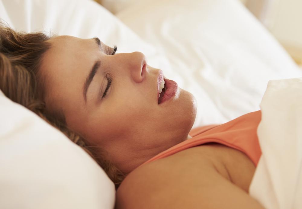Slaap je met je mond open? Dan hebben we minder nieuws