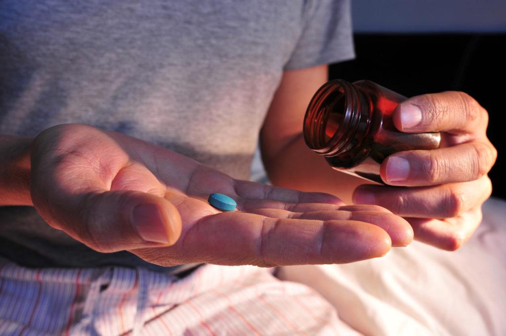 Bijna 1 op 5 Vlamingen nam al slaappillen
