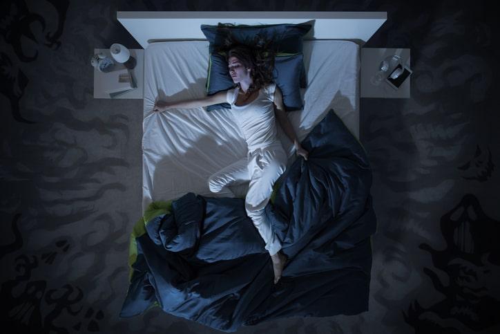 Slaaptips voor warme nachten
