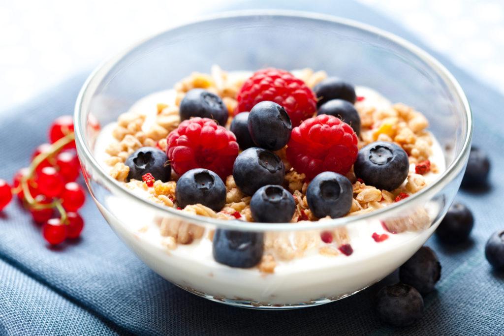 Snacks met minder dan 100 kcal