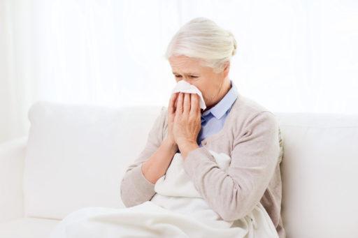 Snel herstellen van longontsteking