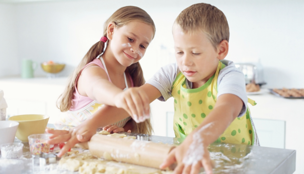 Snel kindergerecht – In geen tijd klaar!
