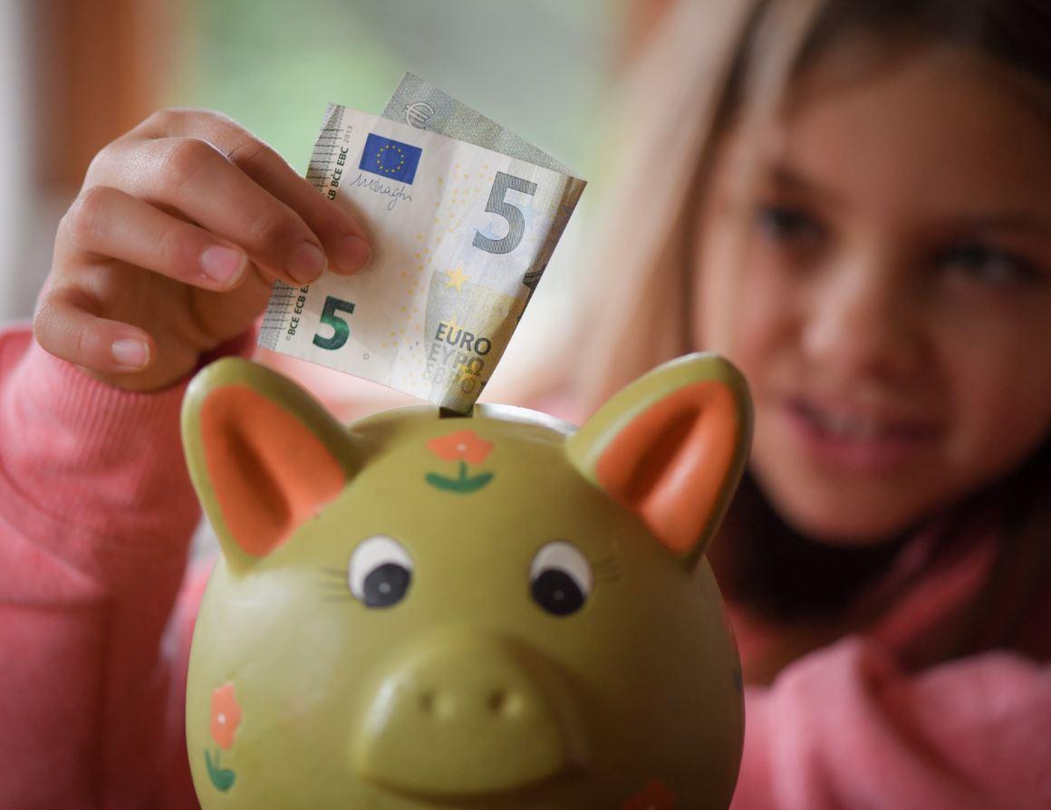 Afgelopen tien jaar is spaargeld 13 procent minder waard geworden
