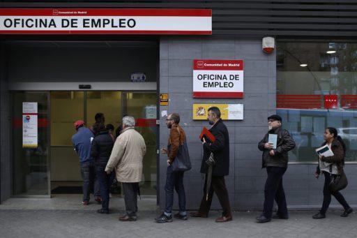 De Europese werkloosheid is een probleem voor later