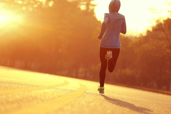 Sporten helpt je vermageren