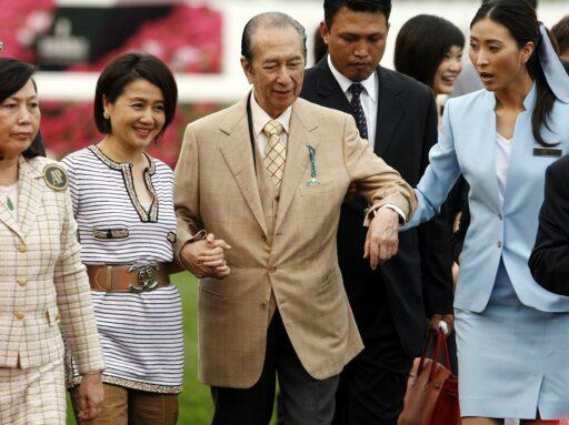 Gokparadijs Macau neemt afscheid van 'Chinese gokkoning' Stanley Ho