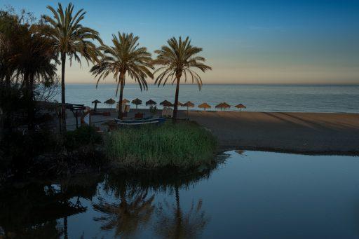 De andere kant van Marbella, of zijn ongerepte, rustige achtertuin