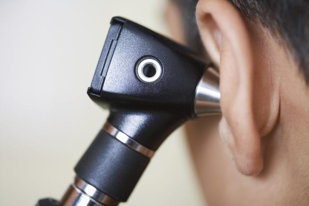 Symptomen van Bloed uit het oor
