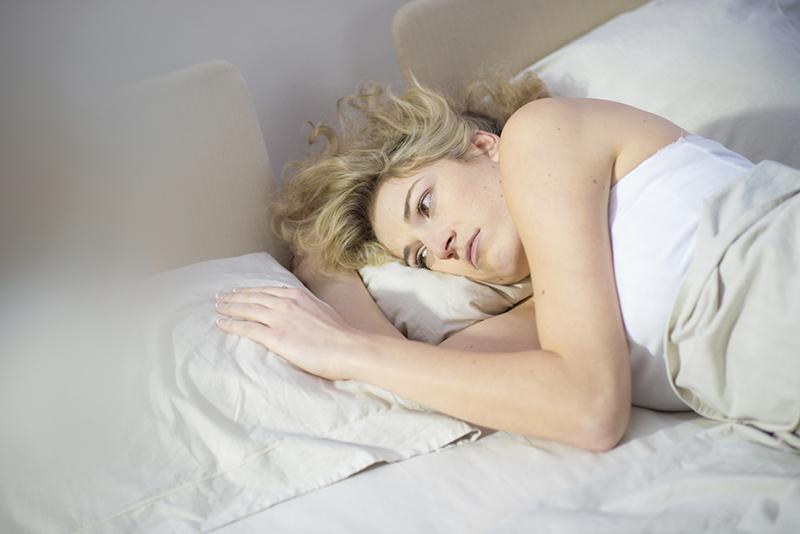 De symptomen van een miskraam
