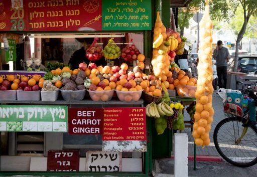 Op eetavontuur in Tel Aviv, dé foodbestemming van het moment