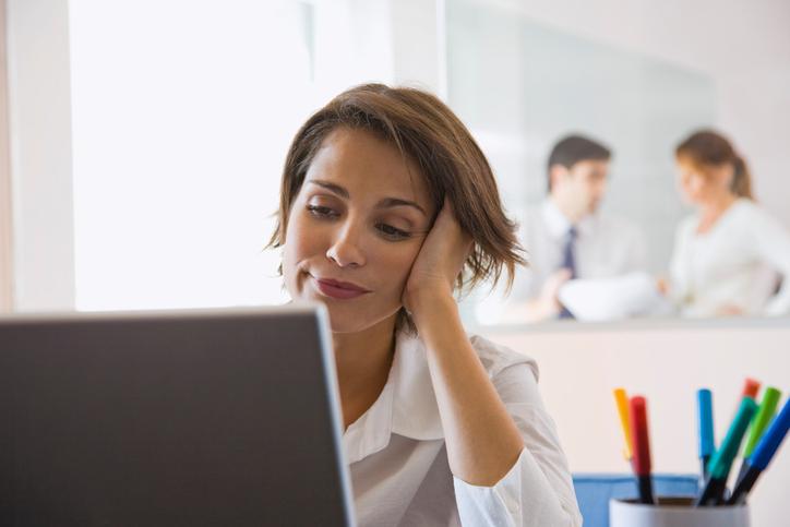 Test: Tijd voor een nieuwe job?
