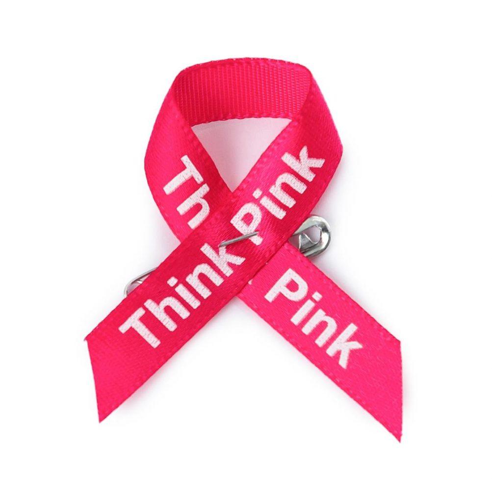 1 op 8 krijgt borstkanker in België (en dat aantal wil Think Pink in oktober weer kleiner maken met haar jaarlijkse lintjescampagne)