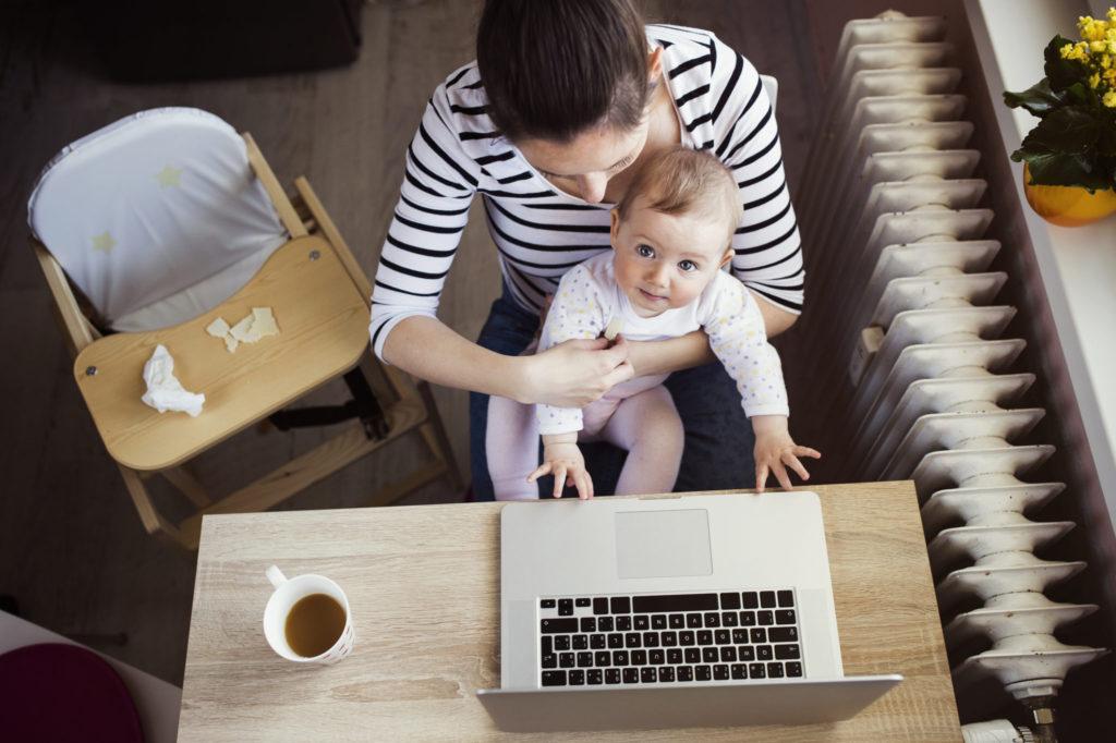 Thuiswerken met kinderen: Handige tips