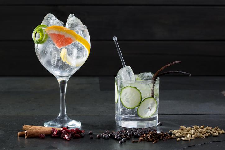 Tien redenen waarom gin-tonic liefhebbers de beste ooit zijn