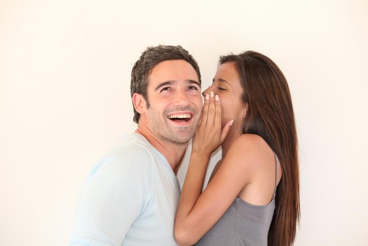 Tips om te scoren met complimenten bij mannen