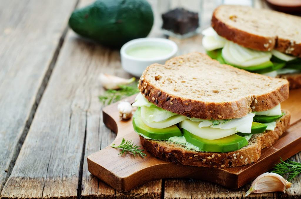 Tips voor gezonde lunches op het werk
