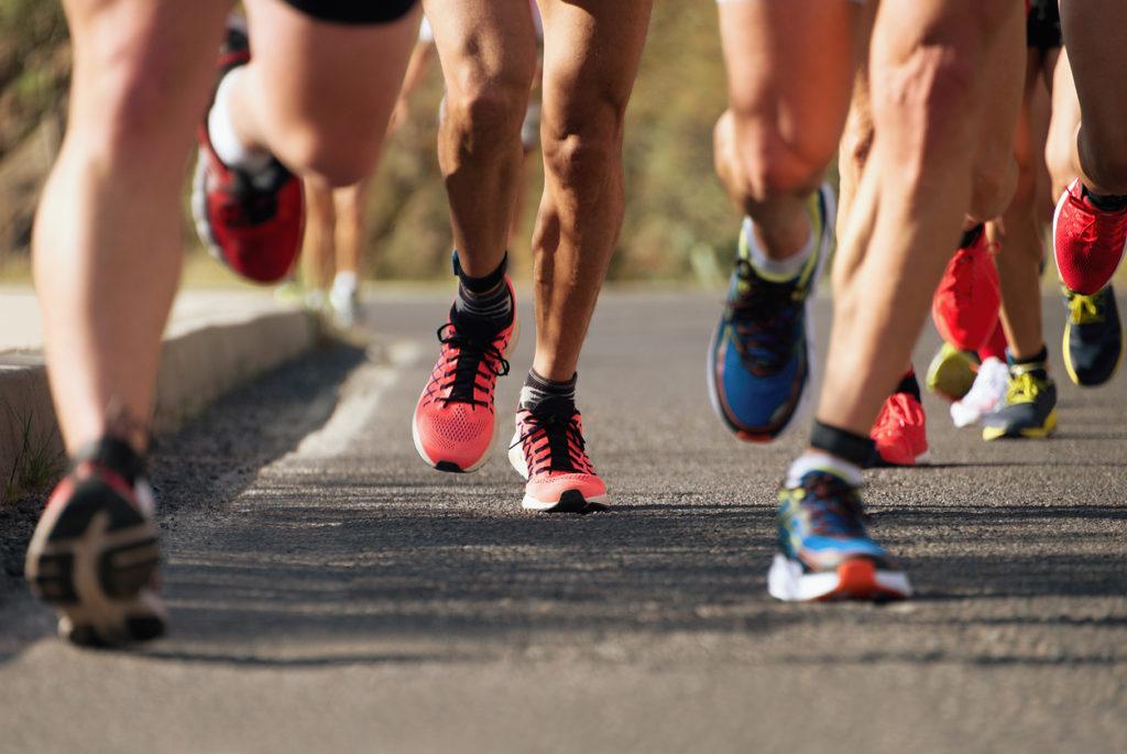 Topsporters gevoeliger aan hartschade?