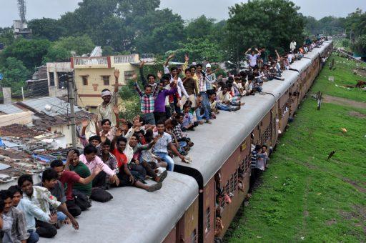 L'Inde ouvre au privé son gigantesque réseau de chemin de fer