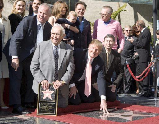 Hoe de tv-show 'The Apprentice' Trump redde van de financiële ondergang