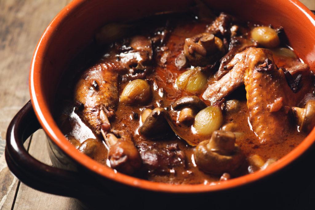 Het ultieme coq-au-vin recept