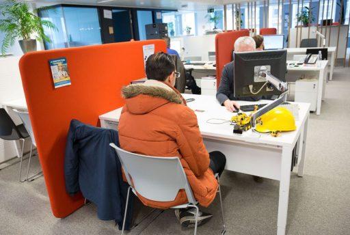 Belgische arbeidsmarkt bevriest: 'Er stromen minder mensen in én minder mensen uit'