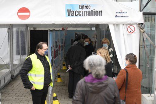 Voici les 5 nouveaux groupes qui peuvent se faire vacciner en Wallonie