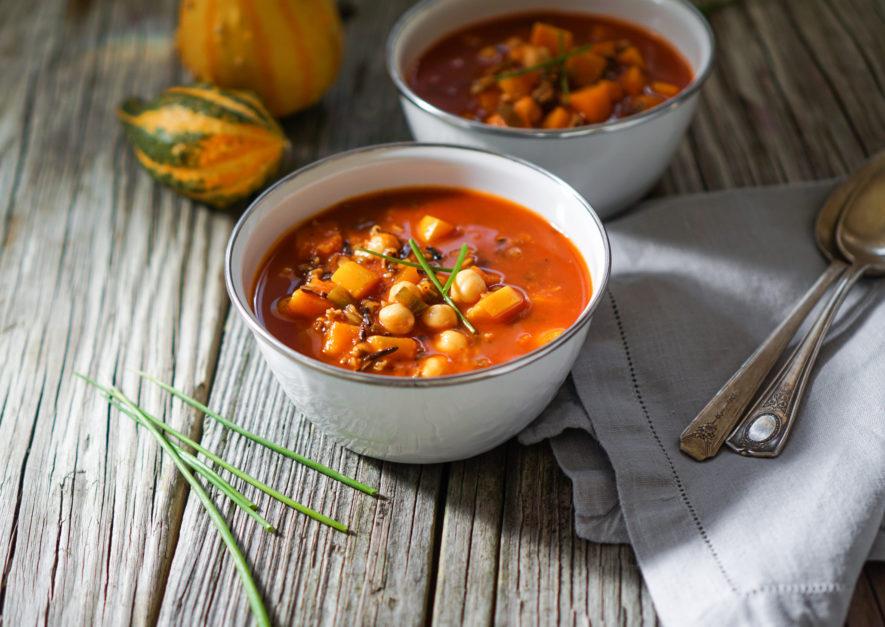 Recept voor een vegetarisch stoofpotje