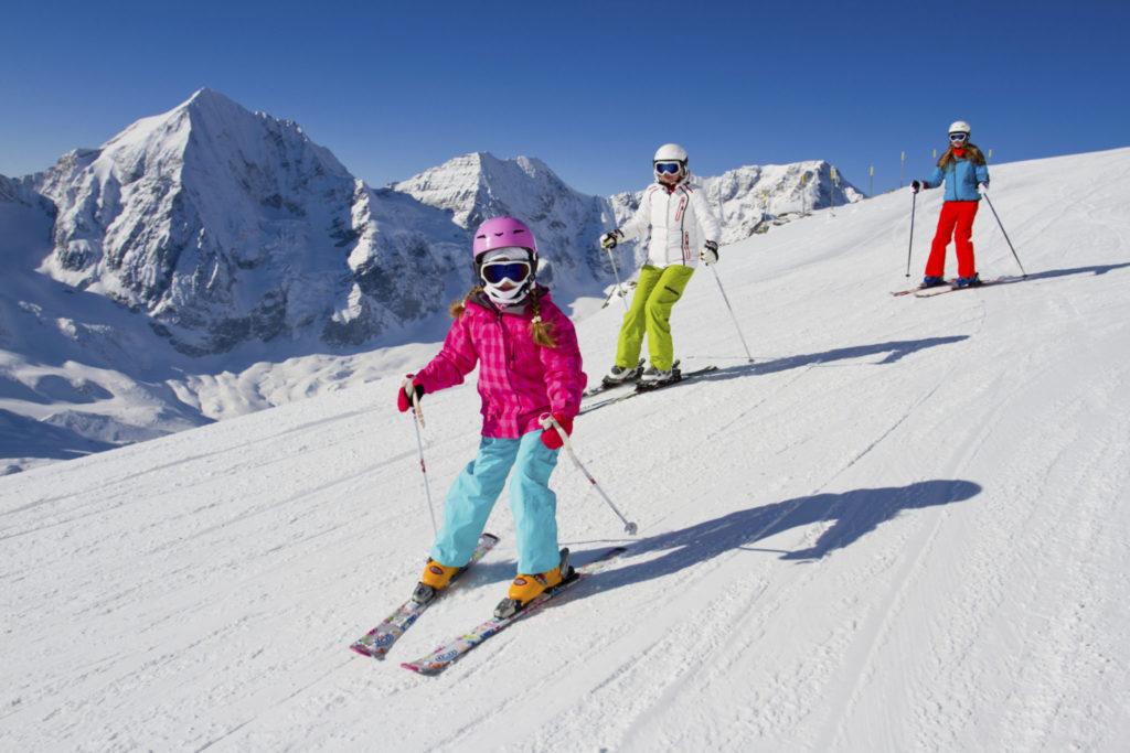 Verbrand je veel calorieën door te skiën?